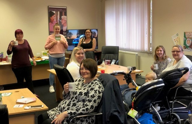 Stirling Office Coffee Morning