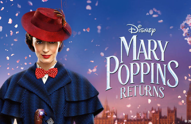 Morning Matinee-Mary Poppins Returns