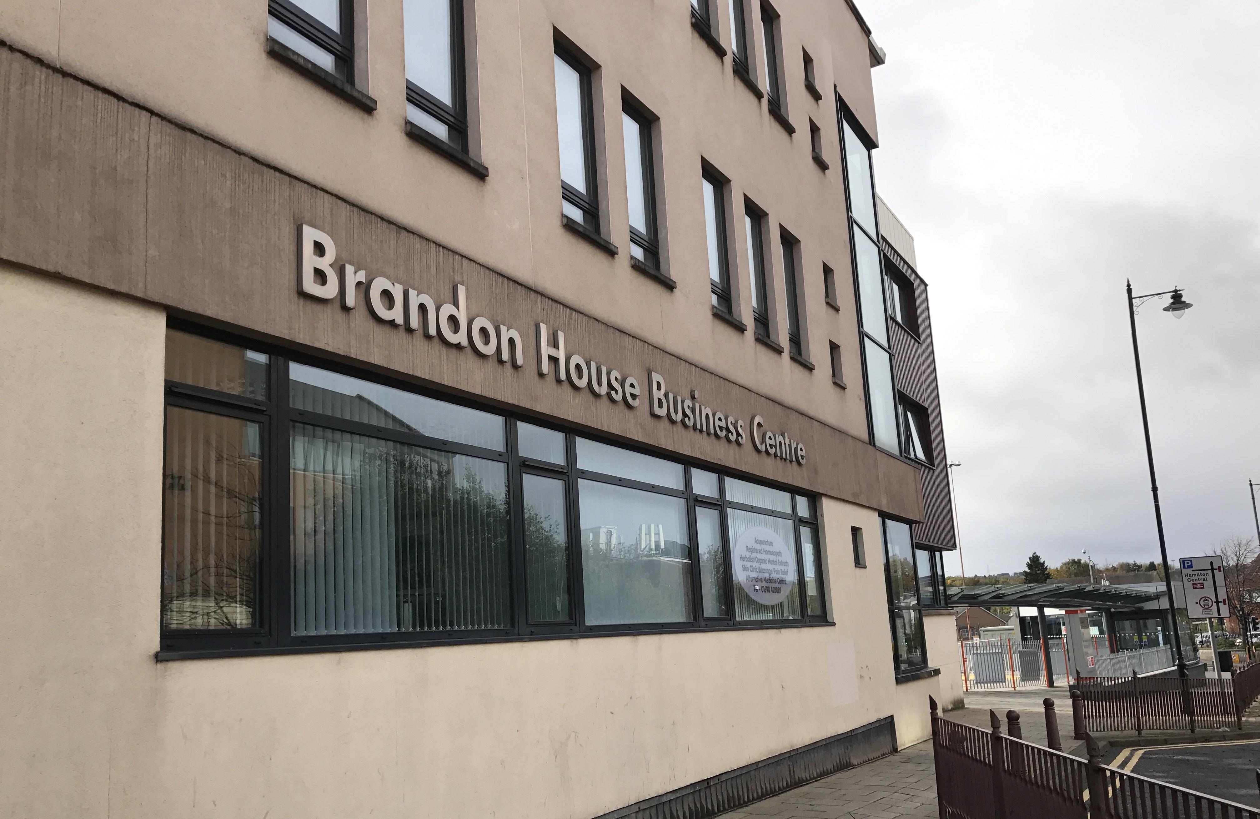 New Hamilton Office