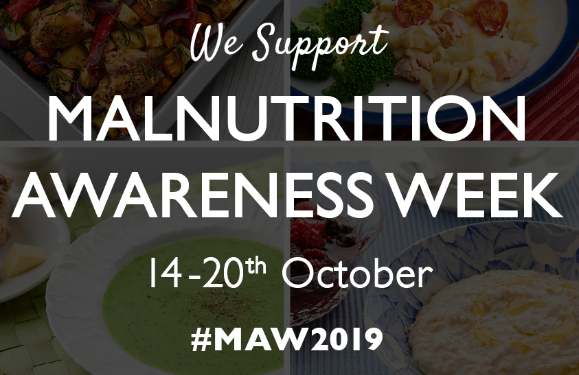 We support Malnutrition Awareness Week