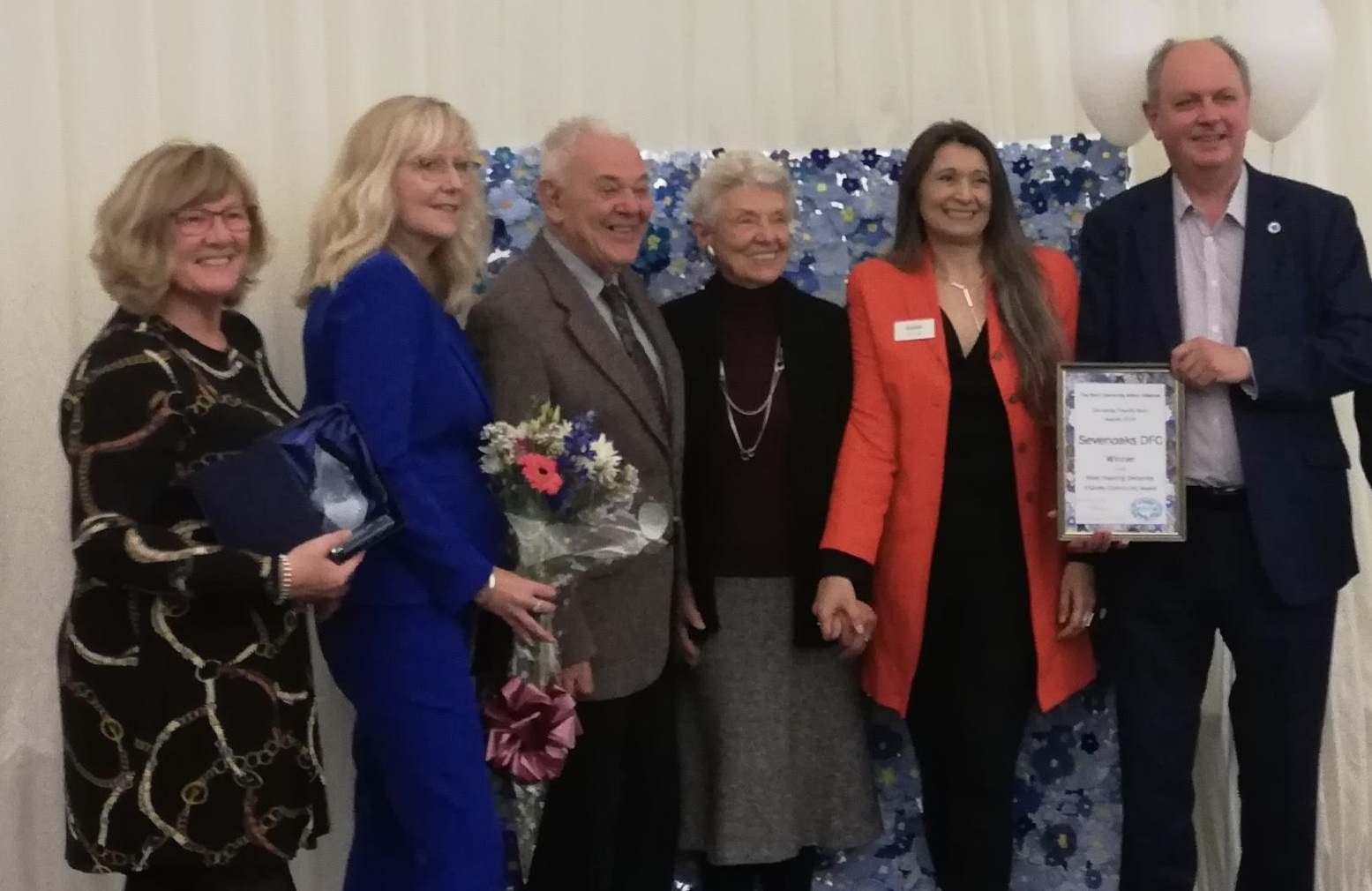 SADFC - Most Inspiring Dementia Friendly Community