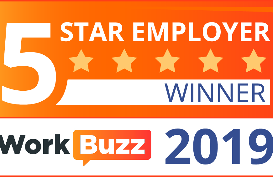 5 Star employer logo